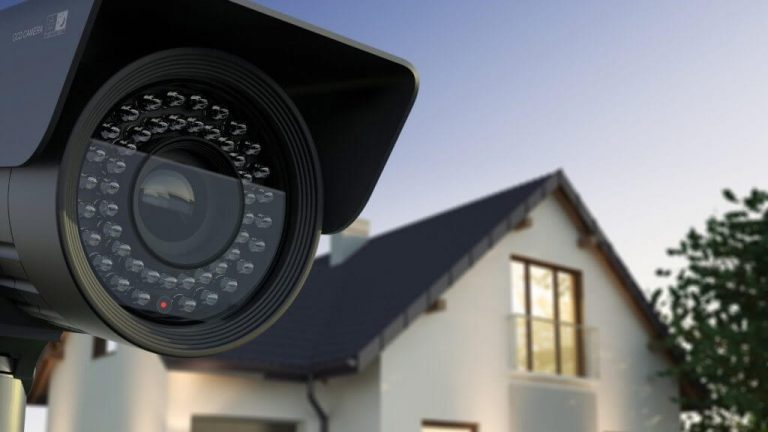 What are the components of the best home security system?