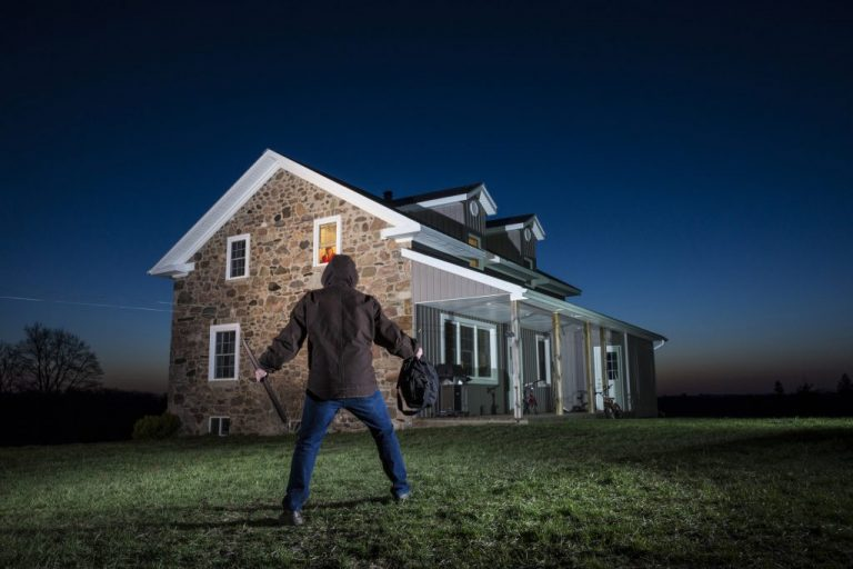 HOW TO MAKE YOUR HOUSE SAFE FROM BURGLARS?
