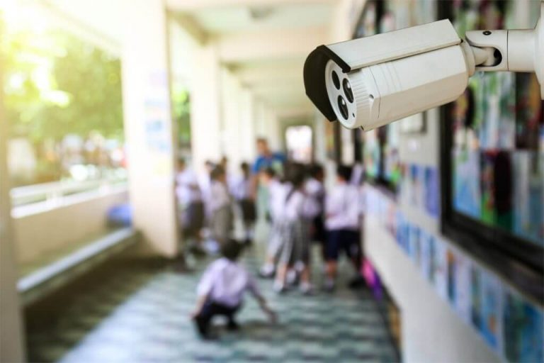 Benefits of CCTV Cameras in Schools