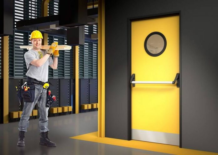 FIRE SAFETY: REQUIREMENTS FOR FIRE-RESISTANT DOORS
