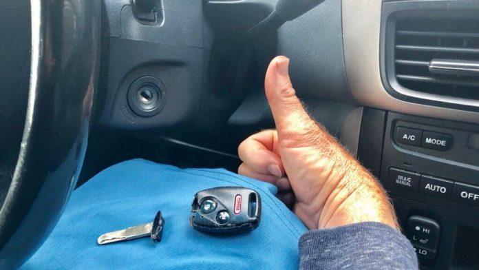 How to fix a Broken Car Key?